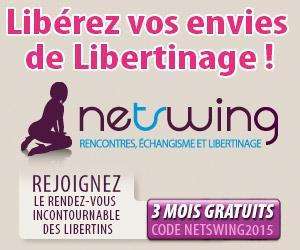 Netswing site de rencontre libertine